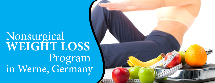 Nonsurgical Weight Loss Program in Werne, Germany 900x350